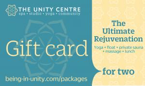 Ultimate Rejuvenation for 2 gift card
